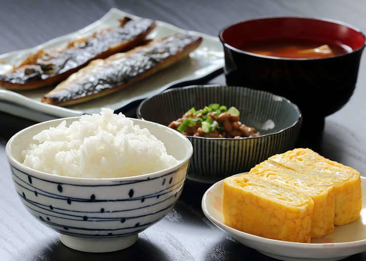 Makanan ruji, nasi dimakan dengan kuantiti yang banyak
