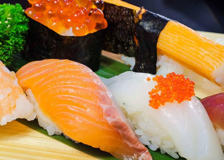 日本餐點的份量