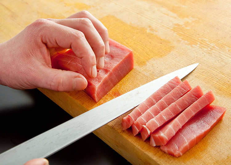 The History of Sashimi