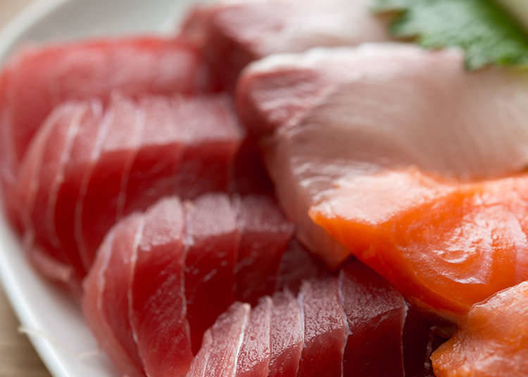 Where to Eat Sashimi