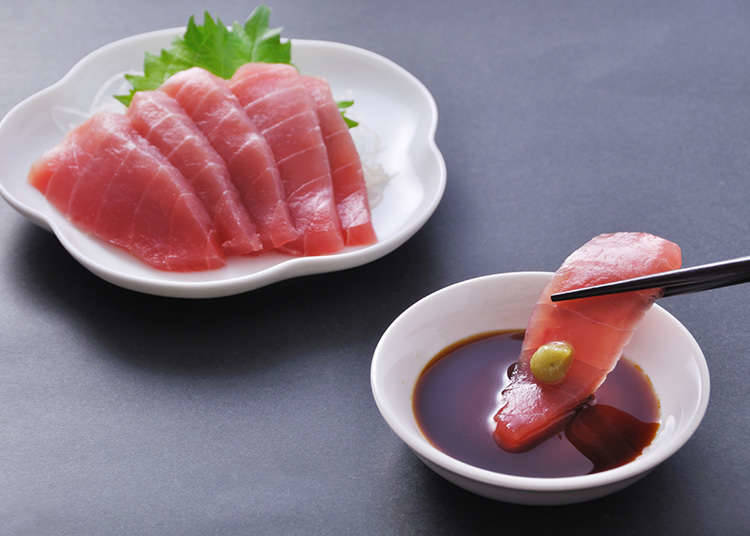 What Goes Best with Sashimi?