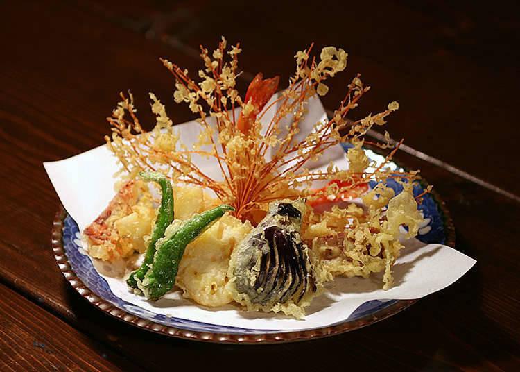The history of tempura