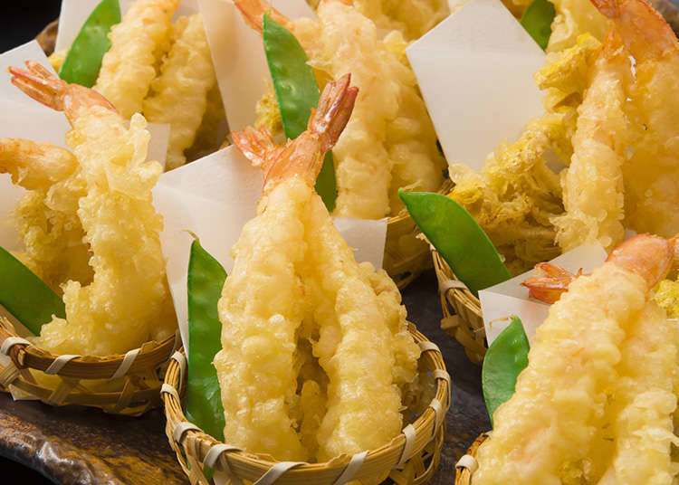 How to make tempura