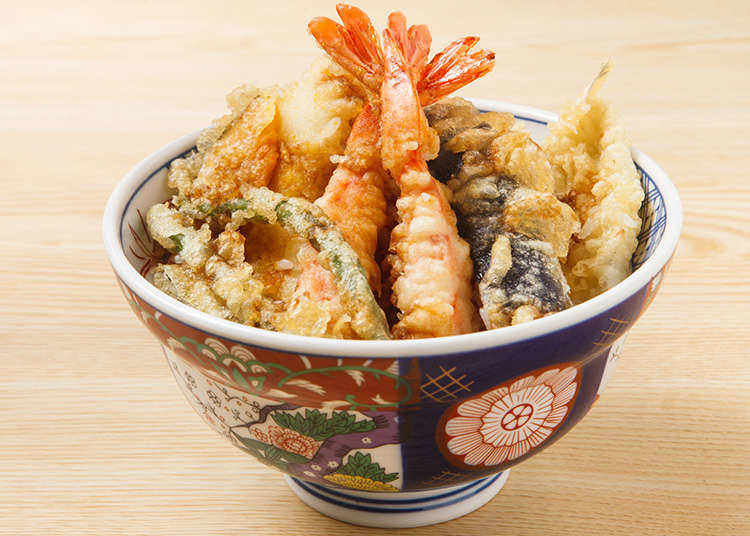 Other tempura meals