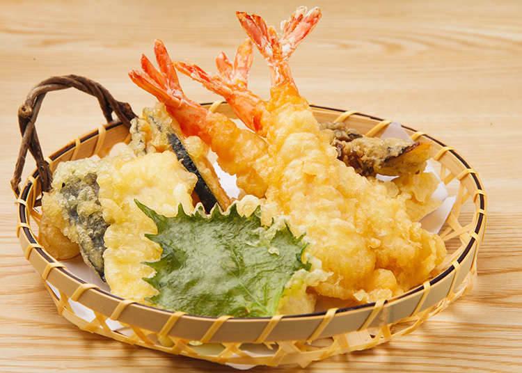天ぷらの種類