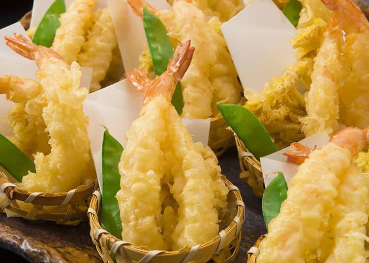 Cara penyediaan tempura