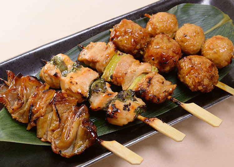 Basic Knowledges for Yakitori and Kushiyaki