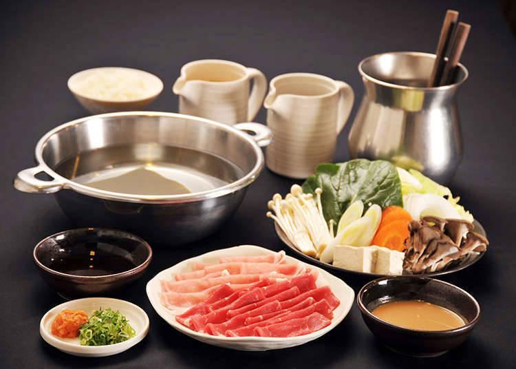 涮涮鍋的食材