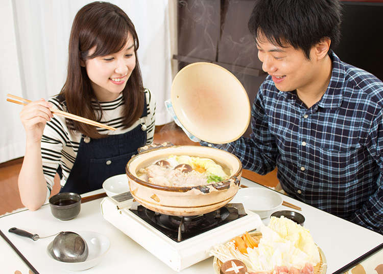Nabe: Japanese Style Hot Pot