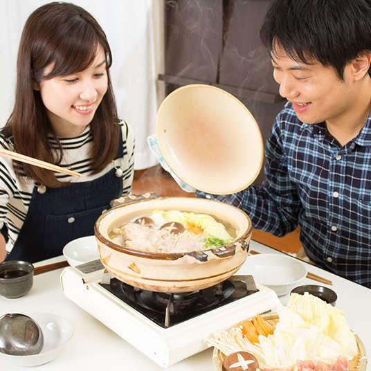 Nabe: Japanese Style Hot Pot