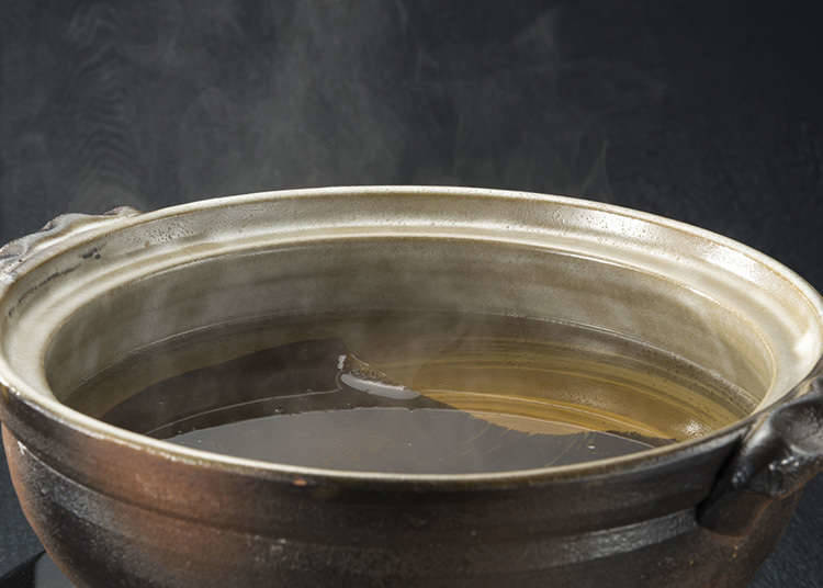 다양한 나베 요리