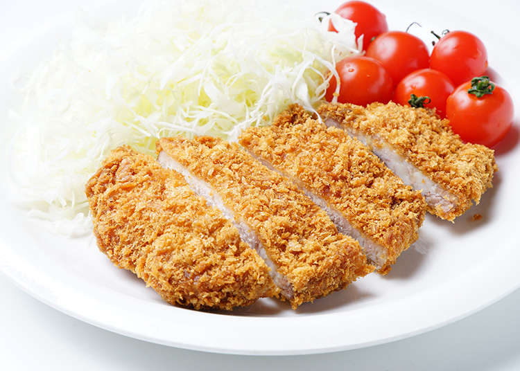 Tonkatsu (Deep Fried Pork Cutlets)