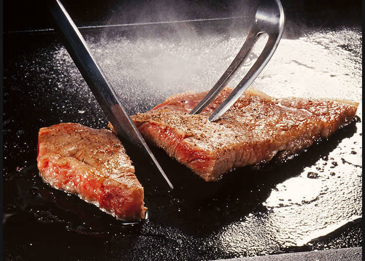 ステーキとは