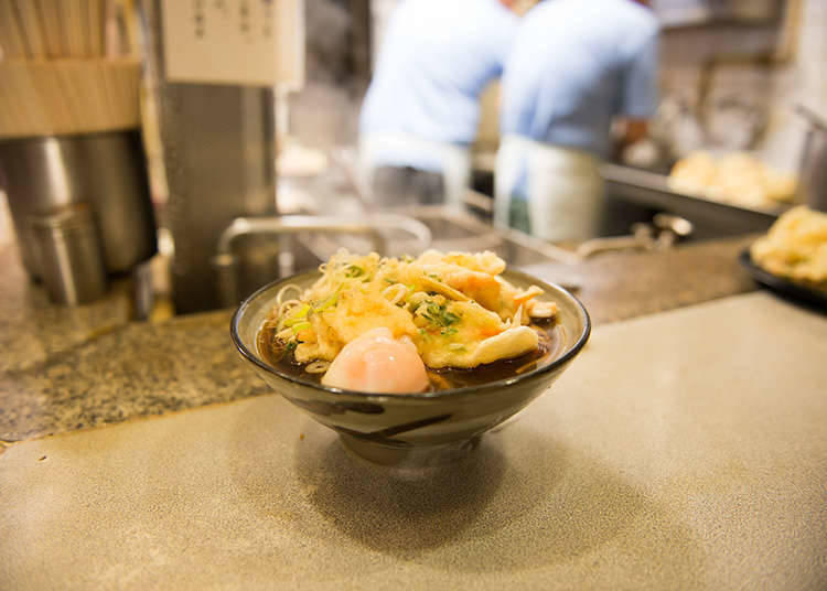 Udon and Soba in Japan