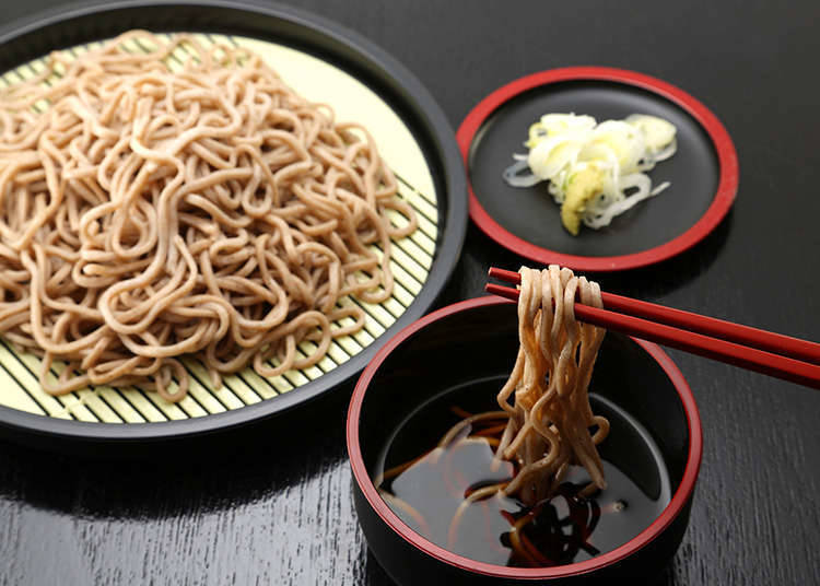 How to Eat Soba