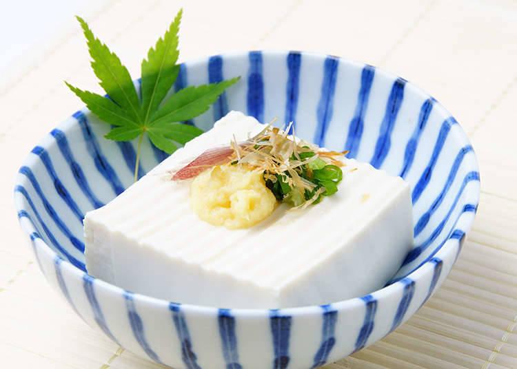 Apa Itu Yuba dan Tofu?