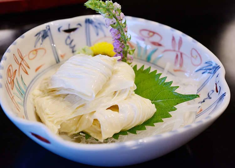豆腐皮料理