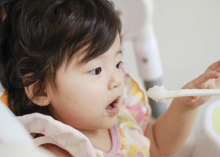 日本人从小就吃的特有食品