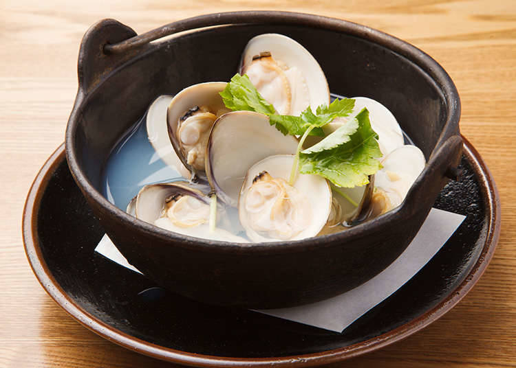 Orient clams