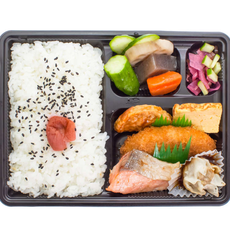 Bento – Boxed Lunch