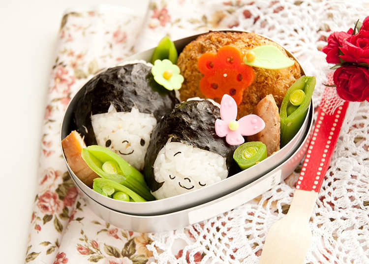 日本家庭的便當