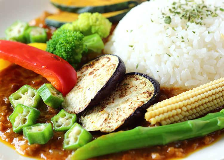 ข้าวแกงกะหรี่ที่สามารถทานหาทานได้ง่ายในครัวเรือน