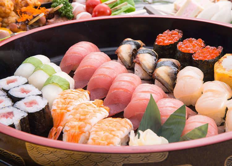 壽司的歷史
