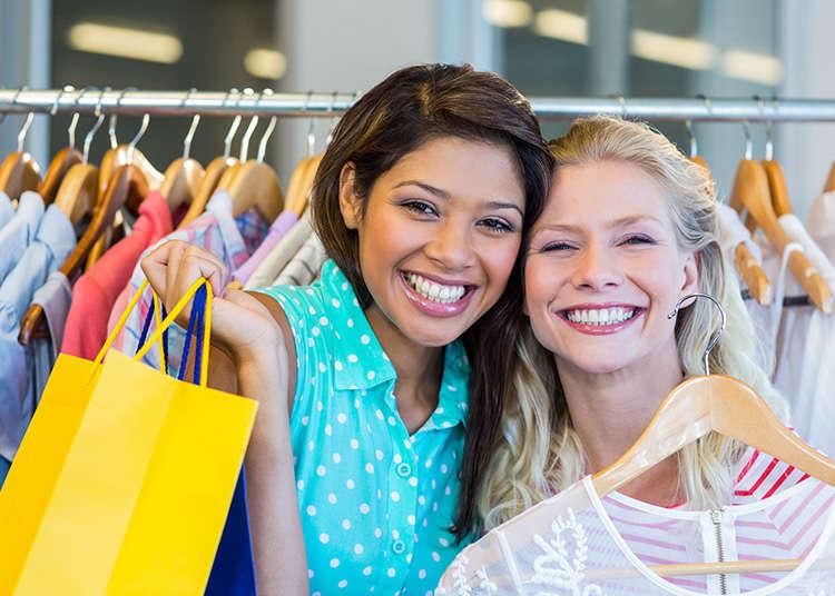 Shopping spots