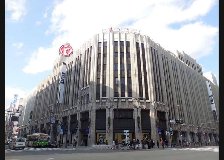 Department stores