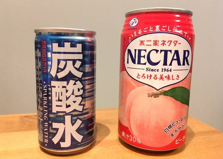 (冷飲) 超好喝不二家水蜜桃果汁