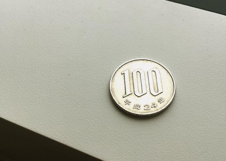 5)曾經有到處都是100円硬幣就能買飲料的時代