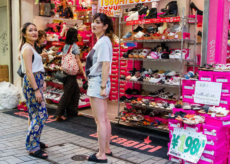 7 Tips on Shopping for Clothes in Japan