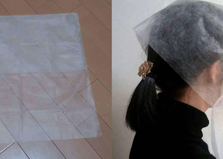 Face Cover (Penutup Wajah)