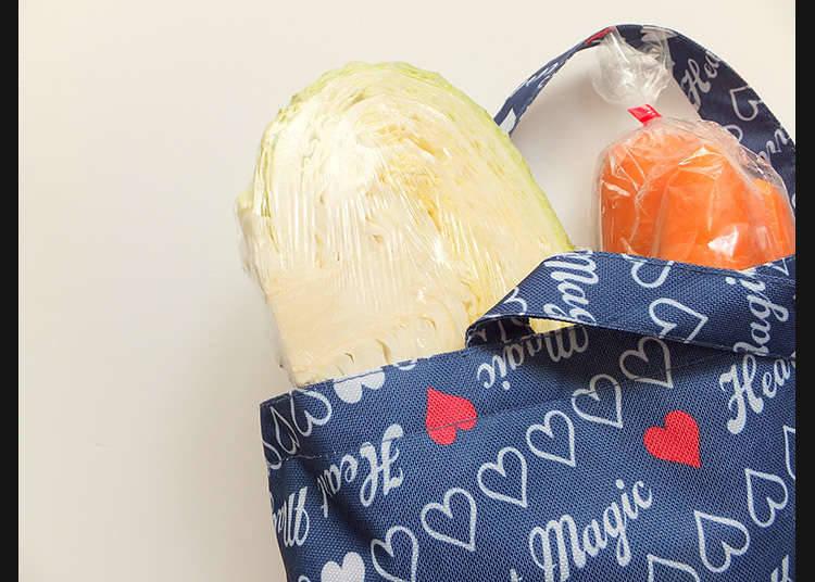 Environmental maintenance and plastic bags