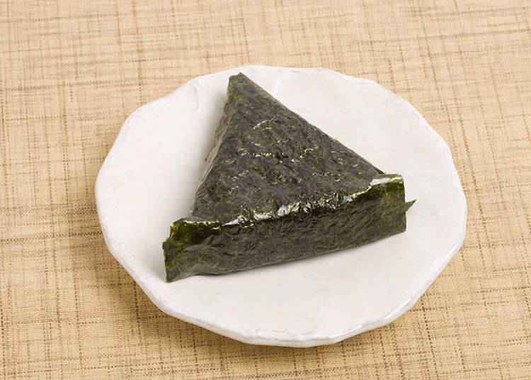 Onigiri (nasi kepal) konbini