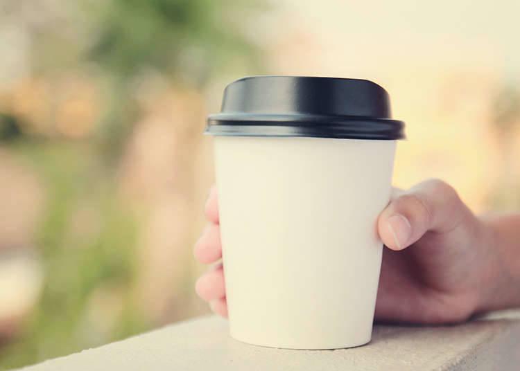 便利商店的咖啡