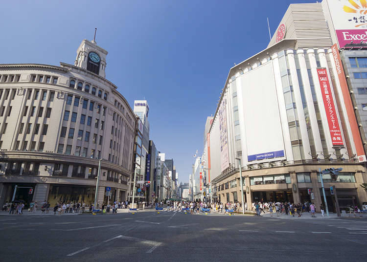 The History of Department Stores