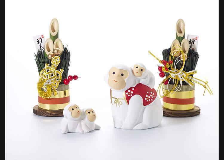 可以使用的日本風裝飾品