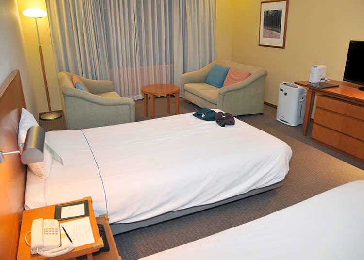 Hotel Bisnes / Hotel Bajet