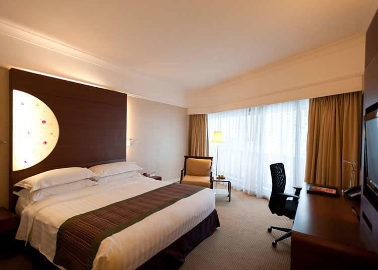 호텔의 유료 및 무료 서비스