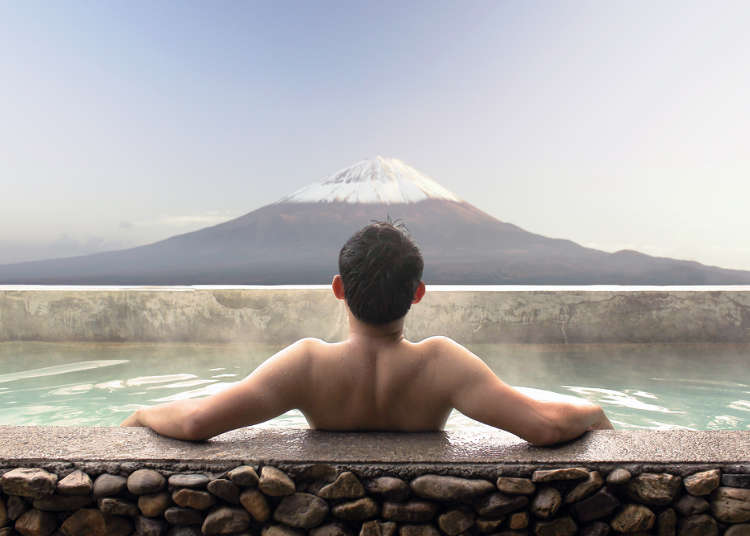 Japan's Bath Culture: Tips You Should Know!