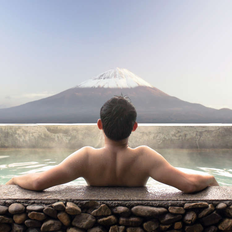 Japan's bath culture and how to use the baths