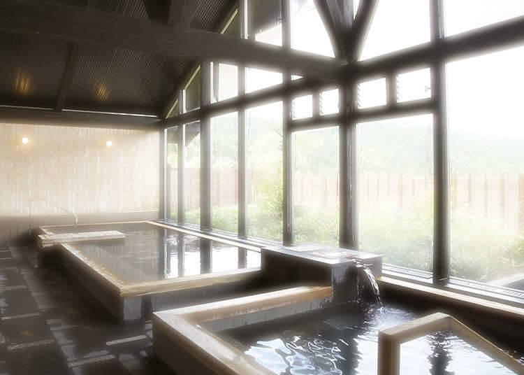 大浴場でのマナーと注意点
