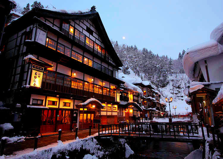 Ryokan - Traditional Japanese Hotels