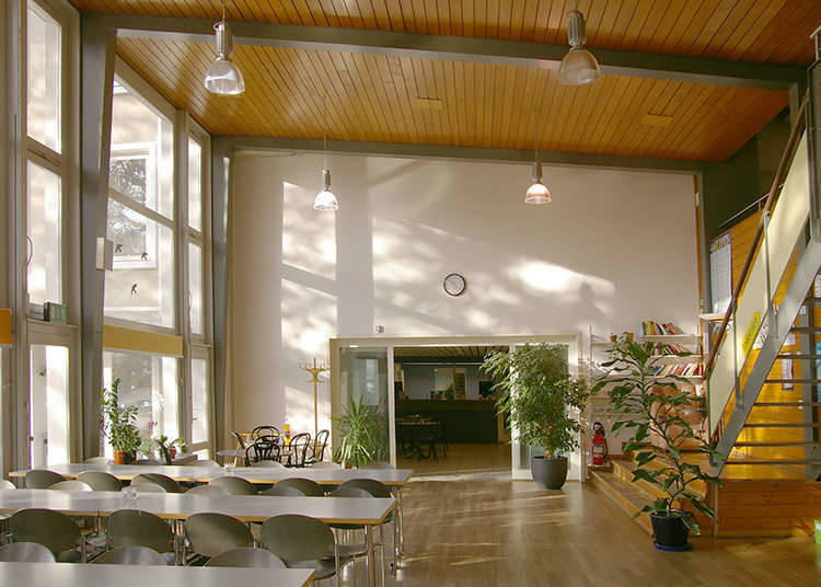 How to use youth hostels