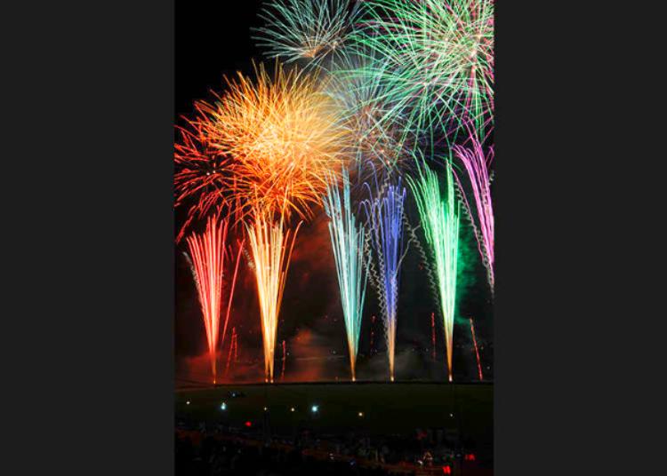 Katsushika Noryo Fireworks Festival