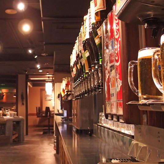 ดื่มที่อิเคะบุคุโระ ! อารมณ์แบบไหน ? ร้านดื่มแบบบุฟเฟต์หรือบาร์
