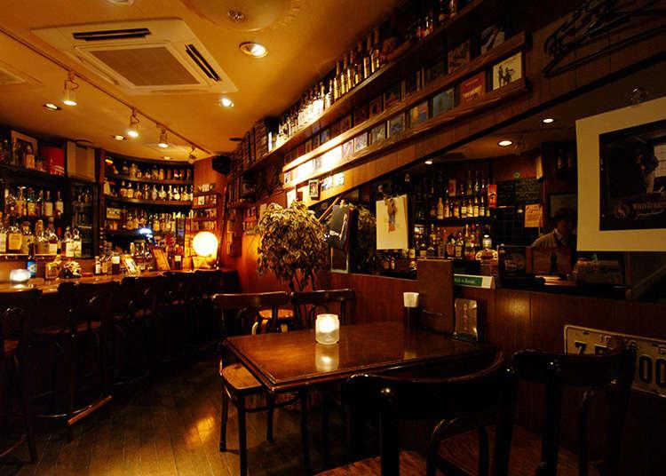 Rock Bar Oasis