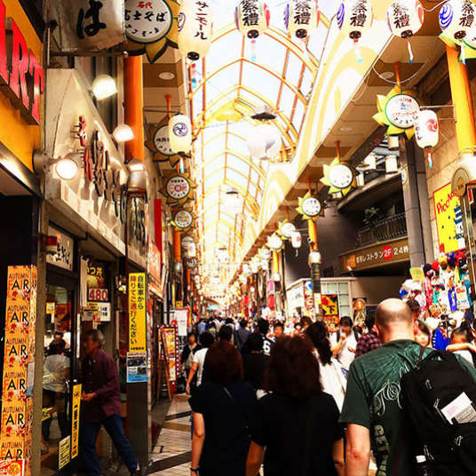 Walk and see everything in Nakano, the town of subculture, in 3 hours!