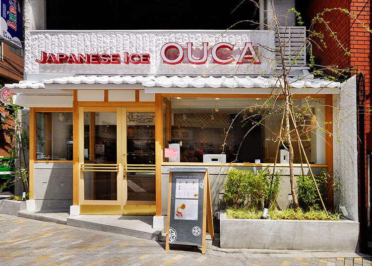 """""""JAPANESE ICE OUCA"""" ที่อบอวลไปด้วยกลิ่นอายแห่งความเป็นญี่ปุ่น"""